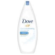 Dove Bodywash Gentle Exfoliating 500ml (TODOV678)