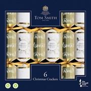 "Tom Smith Crackers Gold & Cream 6x14"" (XALTS1503)"