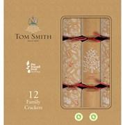 """Tom Smith Crackers Kraft Foliage 12x12"""" (XALTS1406)"""
