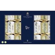 "Tom Smith Crackers Luxury Gold & White 8x14"" (XALTS2403)"