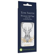 Tom Smith Enchanted Forest Gift Tags 6s (XALTT508)