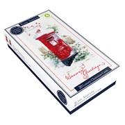 Tom Smith Luxury Slim Postbox Cards 20s (XALTC501)
