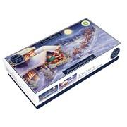 Tom Smith Luxury Slim Trad Santa Cards 20s (XALTC504)