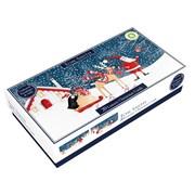 Tom Smith Luxury Slim Whimsical Walk Cards 20s (XALTC507)