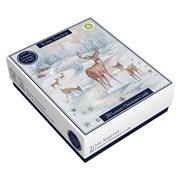 Tom Smith Luxury Winter Scene Cards 20s (XALTC403)