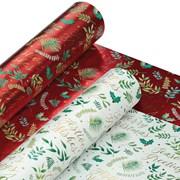 Tom Smith Merry Berry Roll Wrap 4mt (XALTW501)