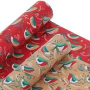 Tom Smith Merry Little Christmas Roll Wrap 3mt (XALTW510)
