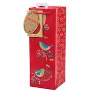 Tom Smith Merry Little Xmas Gift Bag Bottle (XALTB510B)