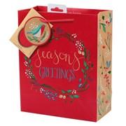 Tom Smith Merry Little Xmas Gift Bag Medium (XALTB510M)