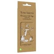 Tom Smith Winter Wonderland Gift Tags 6s (XALTT509)