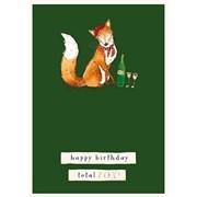 Total Fox B/day Card (GH1064)