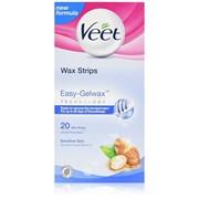 Veet Wax Strips 20s (TOVEE111)