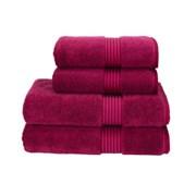 Christy Supreme Hygro Guest Towel Raspberry (10215020)
