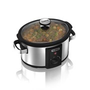 Tower Stainless Steel Slow Cooker 3.5l (T16039)