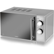 Tower Touch Control Solo Microwave Silver 20l (KOR6N7RST)