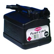 Tetracan Black Petrol Can 5ltr (TPE005)