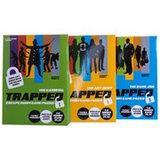Golden Bear Trapped Escape Room Game Packs (TR001R)