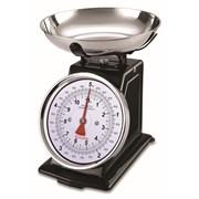 Hanson Terraillon Trad Metal Upright Scale Black 5kg (14477)