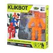 Brainstorm Klickbot Heroes & Villians Assorted (S2000)