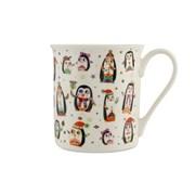 Turnowsky Multi Penguin Mug In Gift Box (TUR0082)