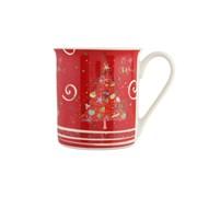 Turnowsky Red Tree Mug In Gift Box (TUR0125)