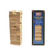Wooden Tumbling Tower (TY0366)