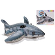 Inflatable Great White Shark Ride On (TY623)