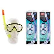 British Standard Swimming Mask & Snorkel Set (TY5317)
