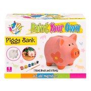 Made It - Paint your own Piggy Bank (TY6036)