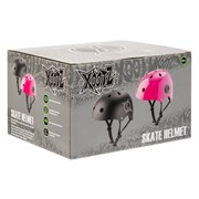 Xootz Kids Helmet - Black Extra Small (TY6186-XS)