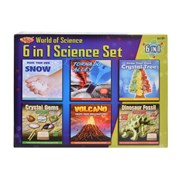 6 In 1 Science Set (TY9734)
