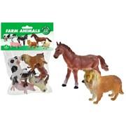 6 Piece Farm Animals (TY9865)