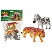 6 Piece Wild Animals (TY9866)