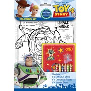 Toy Story 4 Colouring Set (TYCST)