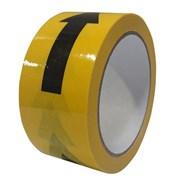 Ultratape 48mm Black & Yellow Arrow Tape 33m (06525033BYARRUL)