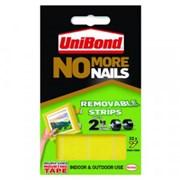 Unibond No More Nails Removeable Strips (1507604)