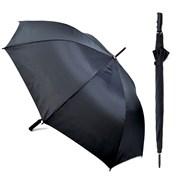 Auto Open Golf Umbrella In Black (UU0256BK)