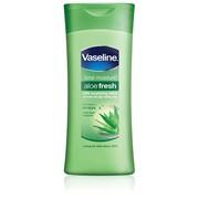 Vaseline Aloe Fresh Lotion 400ml (TOVAS512)