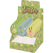 Easter Foiled Choclate Lollipops Display 30g (VE806)