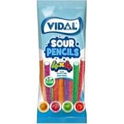 Vidal Vegan Sour Pencils 100g (1104067)