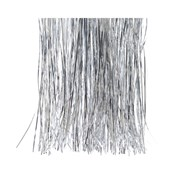 Vinyl Tinsel Shiny Silver (431531)