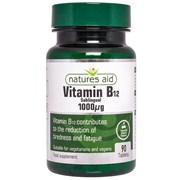 Natures Aid Vitamin B12 1000mg 90s (128030)