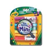 Crayola 7 Mini Markers (03.8337)