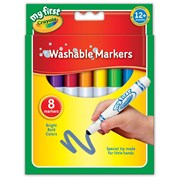 Crayola 8 My First Markers (81-8109)