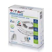 Vtac Ip20 Indoor Rgb Tape/ Strip Light 5m (VTRGBSTRIPKIT-IP20)