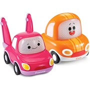 Vtech Toot Toot Cory Carson Mini Duo Cory & Frannie (411703)
