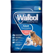 Wafcol Adult Small/med Salmon & Potato Dog Food 2.5kg (03366)
