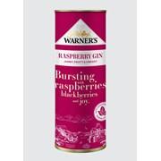Warners Raspberry Gin In Gift Tube 70cl (RASPBERRYGIN70CLFBTUBE)