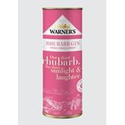 Warners Rhubarb Gin In Gift Tube 70cl (RHUBARBGIN70CLFBTUBE)