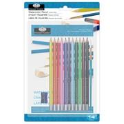Royal Brush Watercolour Pencil Artist Pack (RD811)